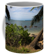 Paradise Awaits Coffee Mug