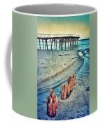 Paradise Cove Pier Coffee Mug