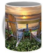 Paradise Coffee Mug by Debra and Dave Vanderlaan