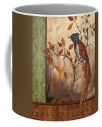 Paradise Flycatcher Coffee Mug