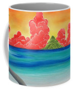 Paradise Panorama Coffee Mug