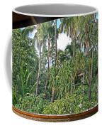 Paradise Patio Coffee Mug
