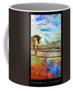 Paradise Sunset Coffee Mug