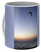 Paragliders Sunset Coffee Mug