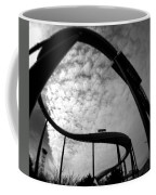 Parallel Lines Composition Coffee Mug