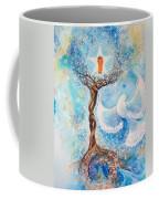 Paramhansa Yogananda - Mist Coffee Mug