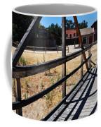 Paramount Ranch Bridge Coffee Mug