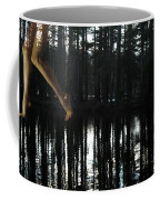 Paranormal Activity Coffee Mug by Donna Blackhall