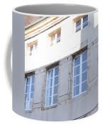 Windows In Shade Coffee Mug