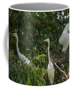 Parents Protecting The Nest Coffee Mug