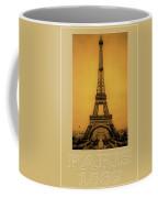 Paris 1889  Coffee Mug by Andrew Fare