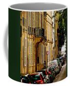 Paris Afternoon Coffee Mug
