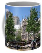 Paris Artist Row Coffee Mug