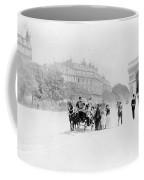 Paris Avenue Foch, C1895 Coffee Mug