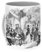 Paris: Boulevard, 1872 Coffee Mug