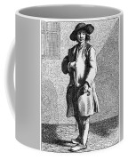 Paris Chimney Sweep, C1740 Coffee Mug