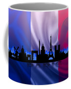 Paris City Coffee Mug