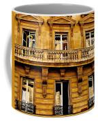 Paris Facade Coffee Mug