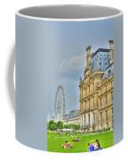 Paris Ferris Wheel Coffee Mug