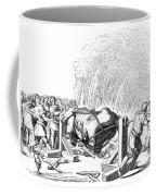 Paris Fete, 16th Century Coffee Mug