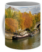 Paris In Autumn Coffee Mug