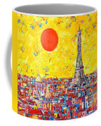 Paris In Sunlight Coffee Mug
