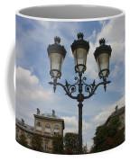 Paris Lamp Post Coffee Mug