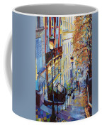 Paris Monmartr Steps Coffee Mug