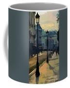 Paris  Morning Coffee Mug