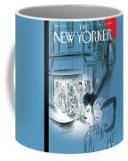 Paris, November 2015 Coffee Mug