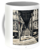 Paris - Old Man Coffee Mug