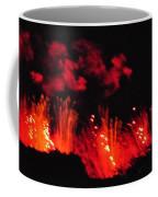 Paris On Fire Coffee Mug