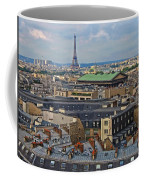 Paris Rooftops Coffee Mug