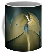Paris Subway Connecting Tunnel Coffee Mug