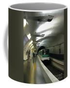 Paris Subway  Coffee Mug