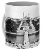 Paris Trocadero, C1900 Coffee Mug