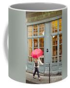 Paris Umbrella Coffee Mug