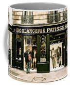 Paris Waiting Coffee Mug