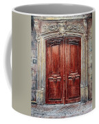 Parisian Door No. 8 Coffee Mug