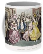 Parisian Salon, 1825 Coffee Mug