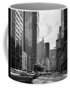 Park Avenue In New York City Coffee Mug