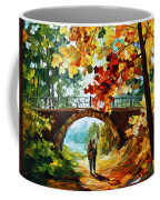 Park Bridge Coffee Mug