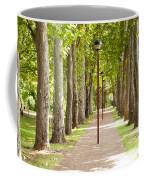 Park Footpath Coffee Mug