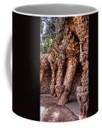 Park Guell Colonnade No1 Unframed Coffee Mug