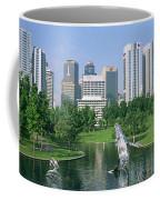 Park In The City, Petronas Twin Towers Coffee Mug
