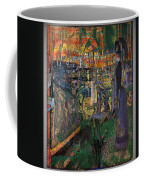 Park Munch Scream  7 Coffee Mug