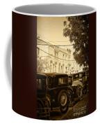 Parked Model A's Coffee Mug
