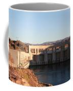Parker Canyon Dam Coffee Mug