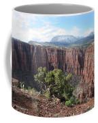 Parker Canyon In The Sierra Ancha Arizona Coffee Mug