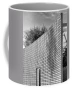Parker Shadow Palm Springs Coffee Mug by William Dey